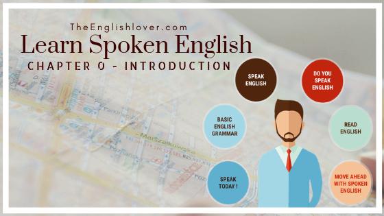 Learn spoken English