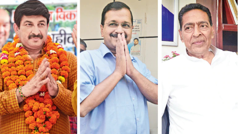 Who will win the Delhi Election?