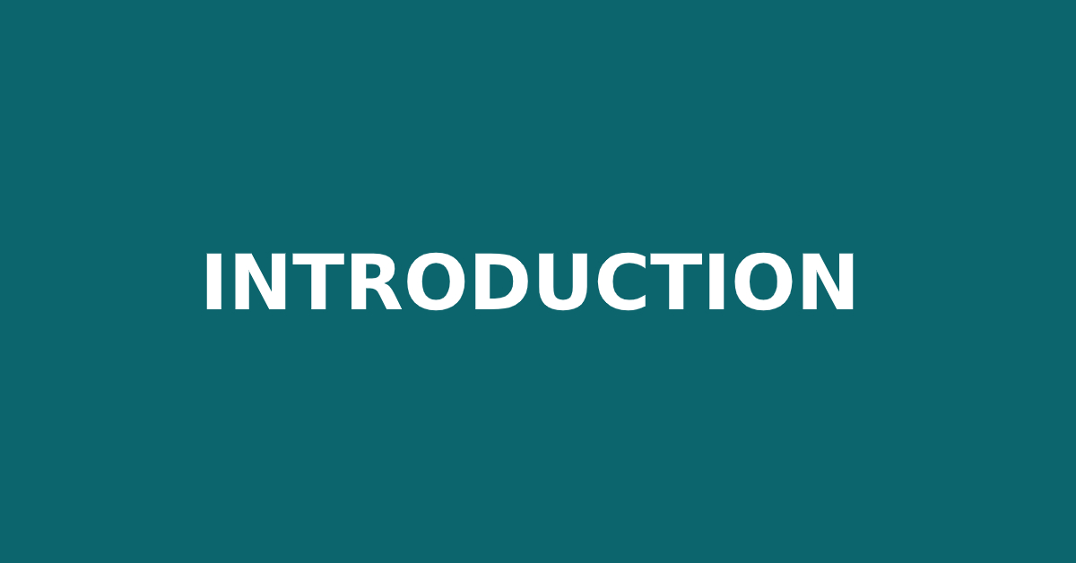 Introduction of Tenses